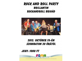 Fergeteges rock and roll parti